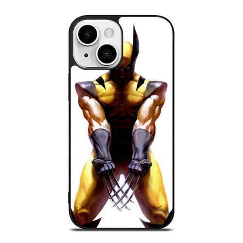 WOLVERINE X-MEN YELLOW SUIT iPhone 13 Mini Case