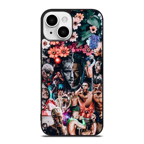 XXXTENTACION ft LIL PEEP iPhone 13 Mini Case