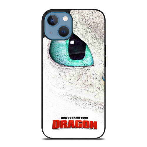 HOW TO TRAIN YOUR DRAGON MOVIE 3 LIGHTFURY iPhone 13 Case