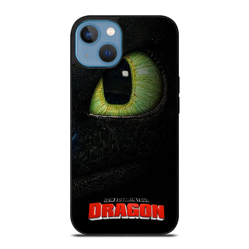 HOW TO TRAIN YOUR DRAGON MOVIE 3 TOOTHLESS iPhone 13 Case