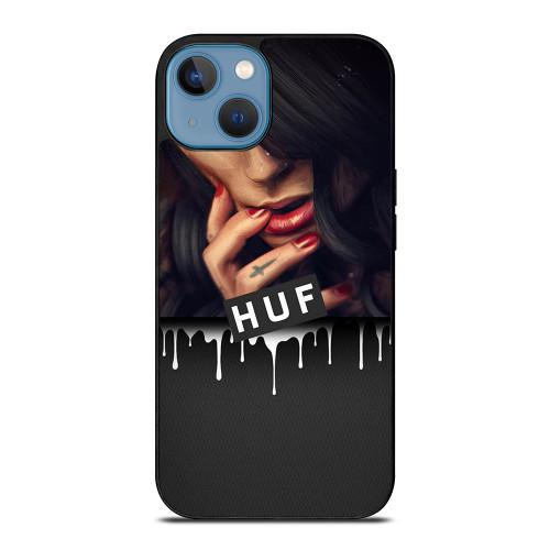 HUF GIRL ILLUSTRATION iPhone 13 Case
