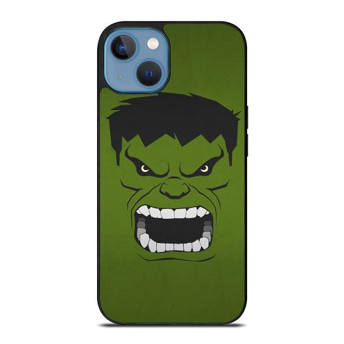 HULK MARVEL COMICS MINIMALISTIC iPhone 13 Case