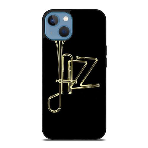 JAZZ MUSIC TRUMPET iPhone 13 Case