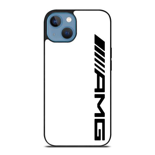 MERCEDES AMG LOGO WHITE iPhone 13 Case