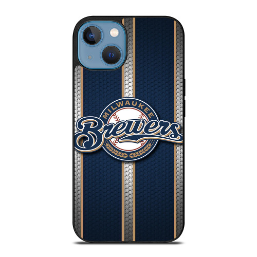 MILWAUKEE BREWERS MLB NEW LOGO iPhone 13 Case