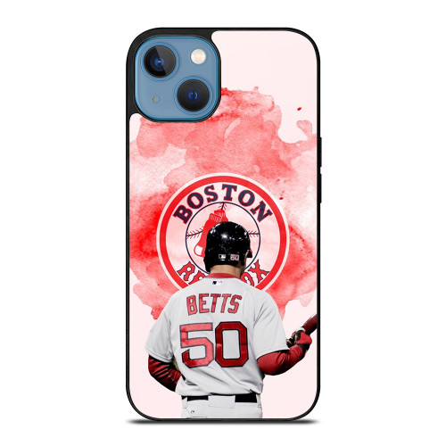 MOOKIE BETTS BOSTON RED SOX iPhone 13 Case