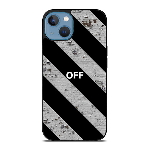 OFF WHITE WALL TEXTURE iPhone 13 Case