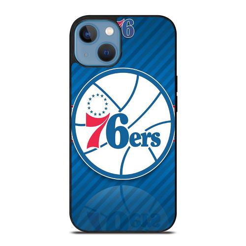 PHILADELPHIA 76ERS NBA iPhone 13 Case