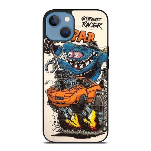 RAT FINK MOPAR STREET RACERS iPhone 13 Case