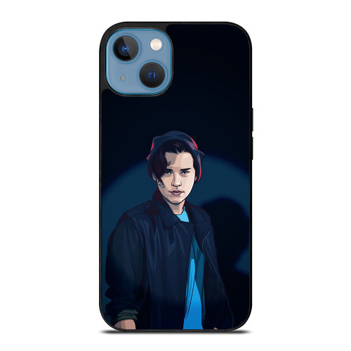 RIVERDALE JUGHEAD JONES WUZ HERE iPhone 13 Case