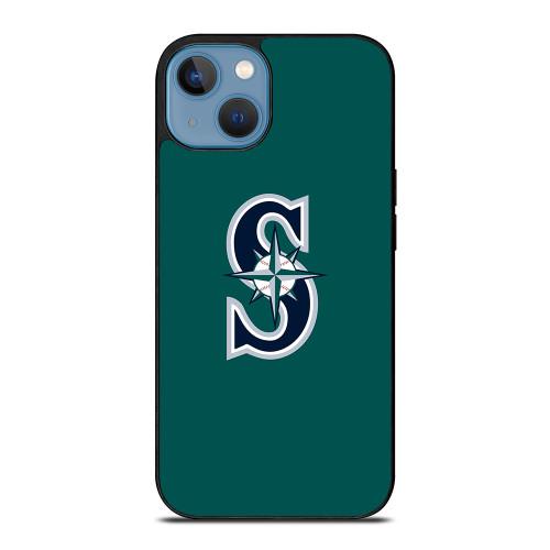 SEATTLE MARINERS LOGO GREEN iPhone 13 Case