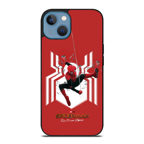 SPIDERMAN FAR FROM HOME LOGO RED ACTION iPhone 13 Case