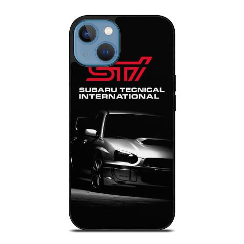 SUBARU IMPREZA WRX STI LOGO iPhone 13 Case