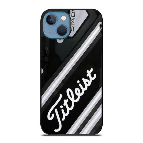 TITLEIS BAGS NEW GOLF iPhone 13 Case