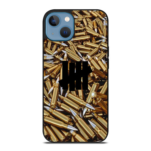 UNDEFEATED LOGO BULLET iPhone 13 Case