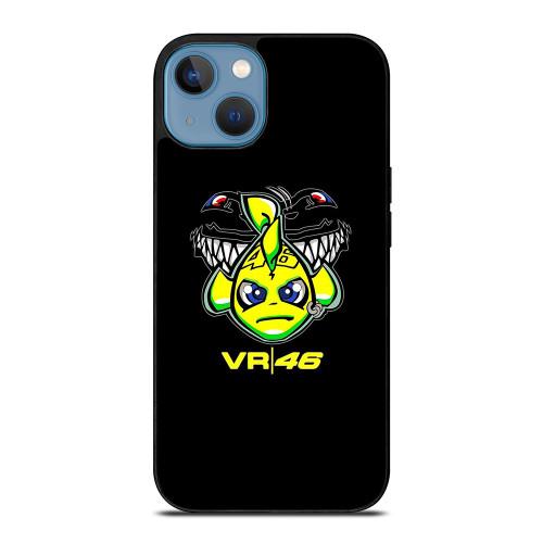 VALENTINO ROSSI VR 46 ARTWORK iPhone 13 Case