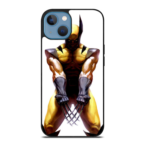 WOLVERINE X-MEN YELLOW SUIT iPhone 13 Case