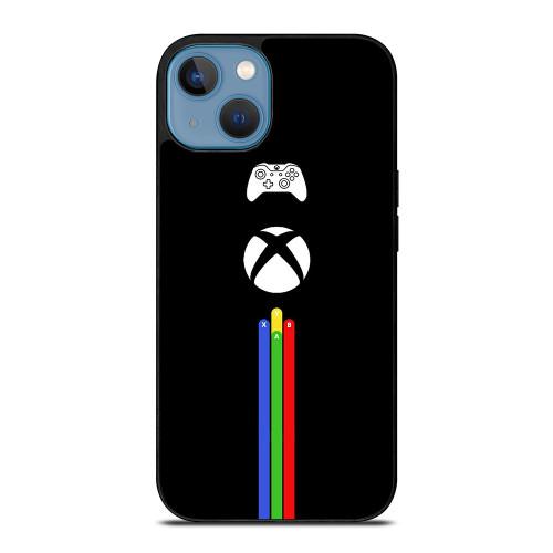 X BOX GAME CONSOLE ARTWORK iPhone 13 Case