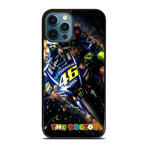 46 THE DOCTOR VALENTINO ROSSI iPhone 12 Pro Max Case