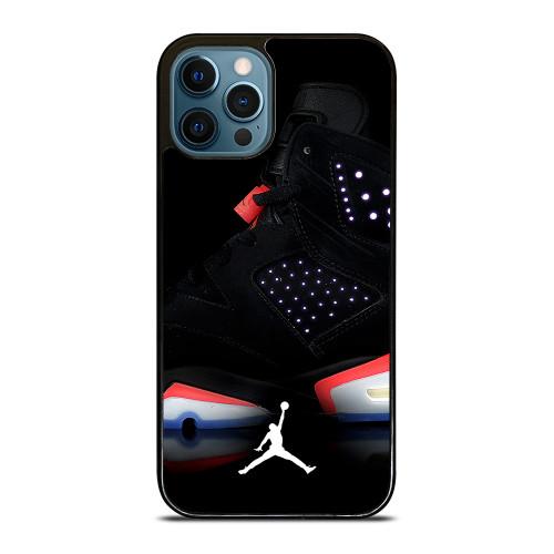 AIR JORDAN NIKE SHOES iPhone 12 Pro Max Case