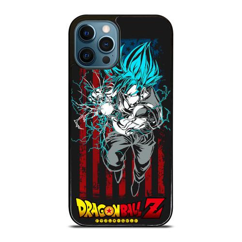 AMERICAN SUPER SAIYAN GOKU iPhone 12 Pro Max Case