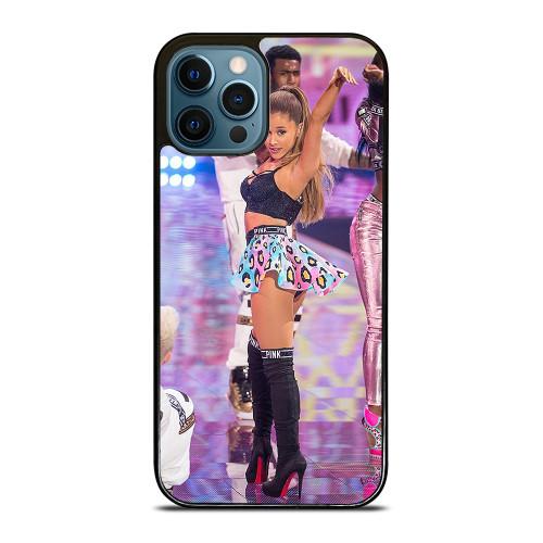 ARIANA GRANDE LEOPARD iPhone 12 Pro Max Case
