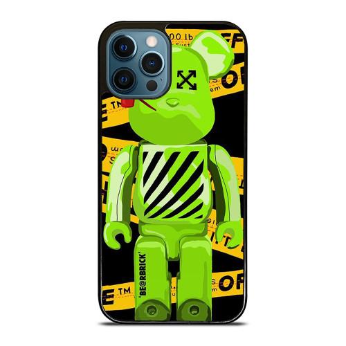 BEARBRICK X OFF WHITE iPhone 12 Pro Max Case