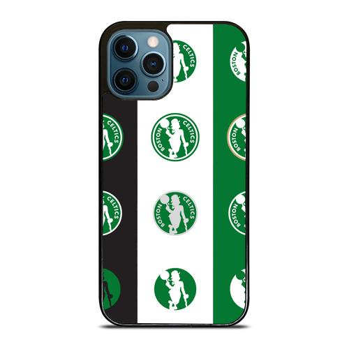 BOSTON CELTICS ANNOUNCE NEW LOGO iPhone 12 Pro Max Case