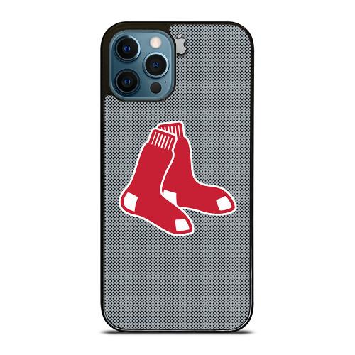 BOSTON RED SOX APPLE LOGO iPhone 12 Pro Max Case