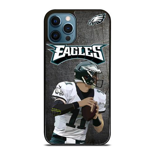 CARSON WENTZ PHILADELPHIA EAGLES 3 iPhone 12 Pro Max Case