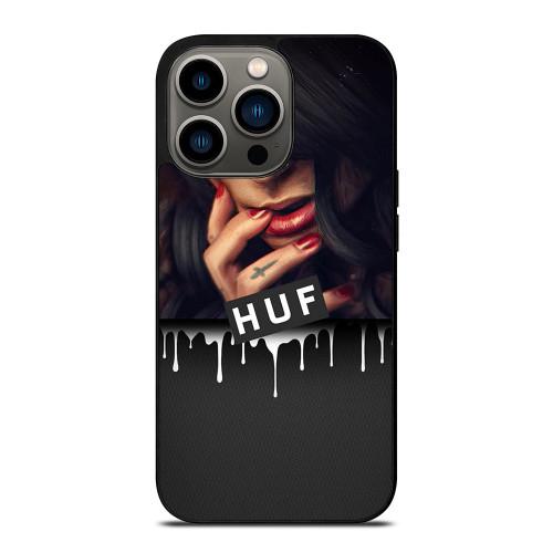 HUF GIRL ILLUSTRATION iPhone 13 Pro Case