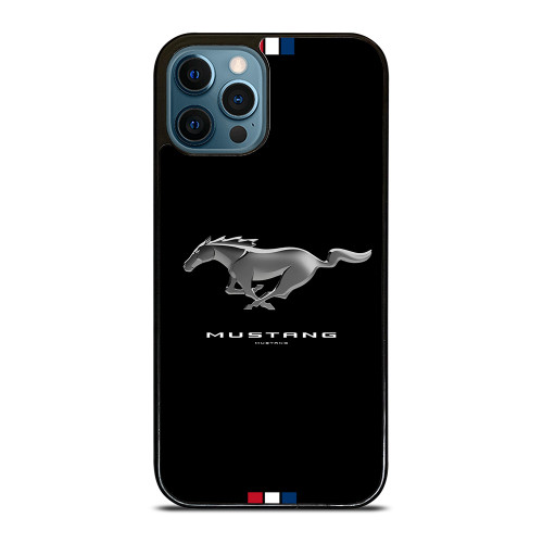 FORD MUSTANG LOGO 3 iPhone 12 Pro Max Case