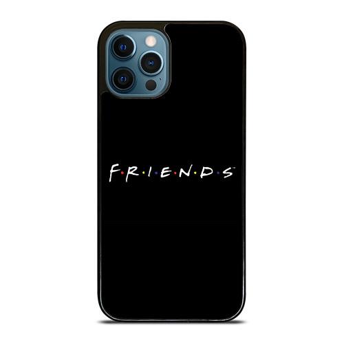 FRIENDS MINIMALISTIC iPhone 12 Pro Max Case