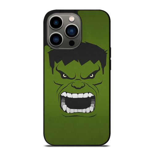 HULK MARVEL COMICS MINIMALISTIC iPhone 13 Pro Case