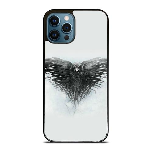 GAME OF THRONES CROW iPhone 12 Pro Max Case