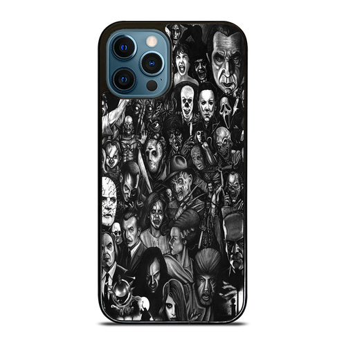 HALLOWEEN HORROR SCARY MOVIE iPhone 12 Pro Max Case