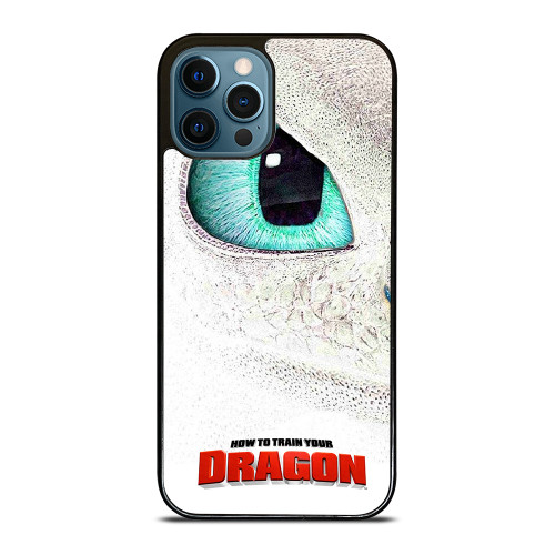 HOW TO TRAIN YOUR DRAGON MOVIE 3 LIGHTFURY iPhone 12 Pro Max Case