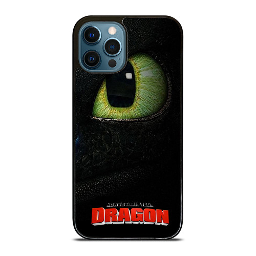 HOW TO TRAIN YOUR DRAGON MOVIE 3 TOOTHLESS iPhone 12 Pro Max Case