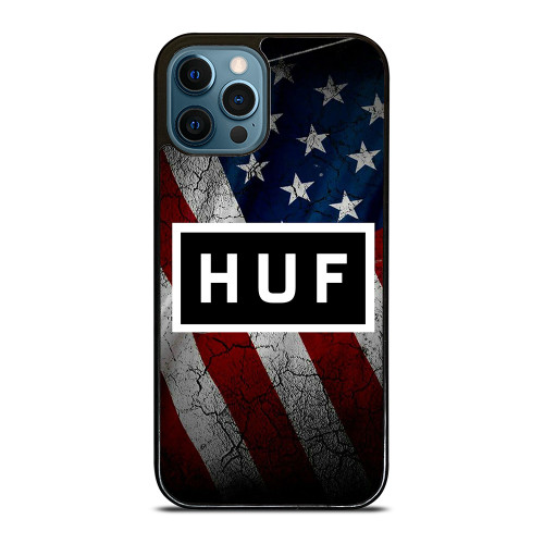 HUF AMERICAN FLAG iPhone 12 Pro Max Case