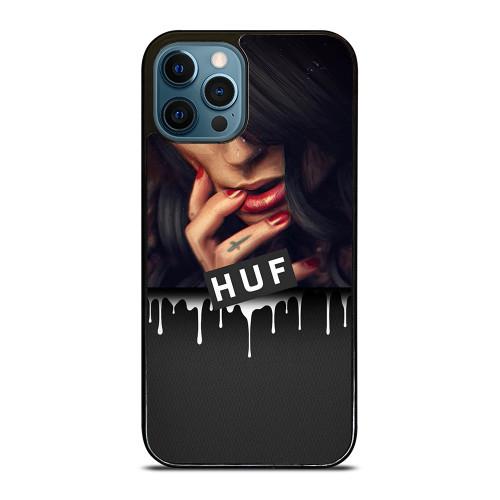 HUF GIRL ILLUSTRATION iPhone 12 Pro Max Case