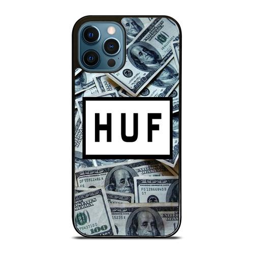 HUF MONEY iPhone 12 Pro Max Case