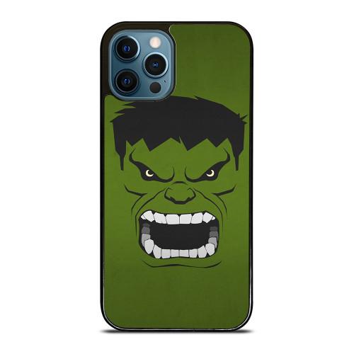HULK MARVEL COMICS MINIMALISTIC iPhone 12 Pro Max Case