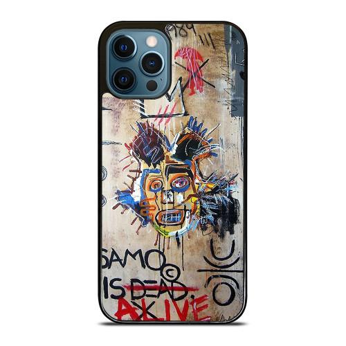 IN MEMORY BASQUIAT iPhone 12 Pro Max Case
