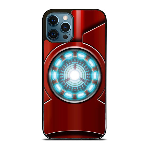 IRON MAN ARC REACTOR iPhone 12 Pro Max Case