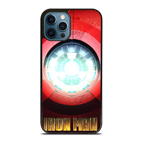 IRON MAN REACTOR ARK iPhone 12 Pro Max Case