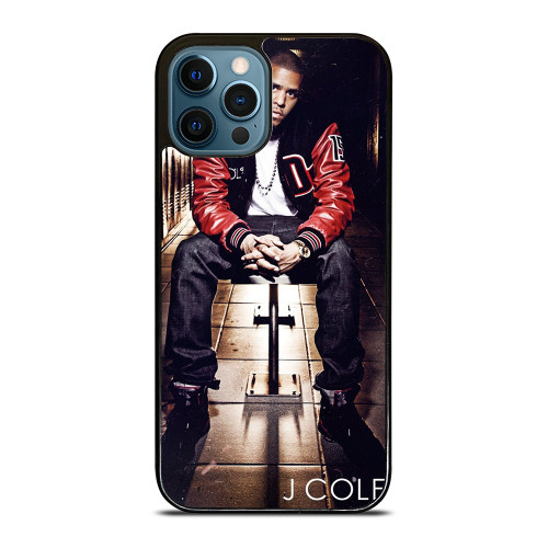 J-COLE THE SIDELINE STORY iPhone 12 Pro Max Case