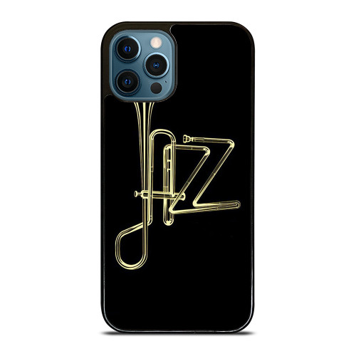 JAZZ MUSIC TRUMPET iPhone 12 Pro Max Case