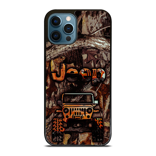 JEEP 2 iPhone 12 Pro Max Case