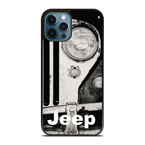 JEEP RETRO iPhone 12 Pro Max Case