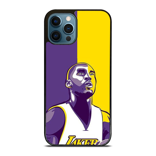 KOBE BRYANT HOPE POSTER PAINTING iPhone 12 Pro Max Case